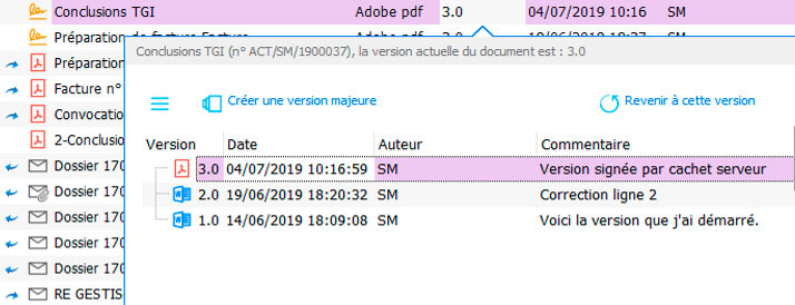 logiciel-avocat-versioning-documents